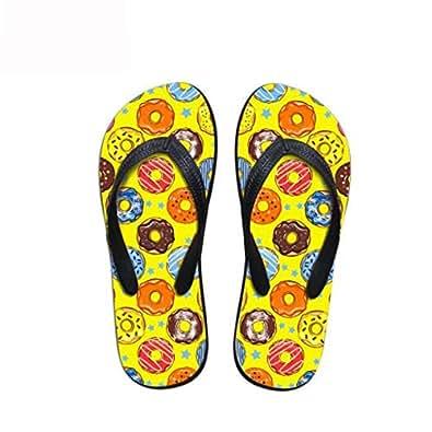 Yellow Flip Flops Slipper For Men