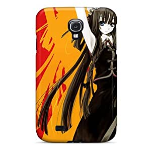 Excellent Design Anime Girl 174 Case Cover For Galaxy S4