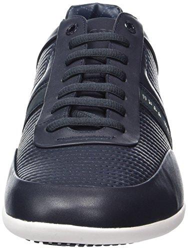 BOSS Green Space_lowp_ltma1 10197553 01, Zapatillas para Hombre Azul (Dark Blue 401)