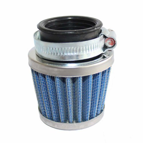 Poweka New 35mm Air Filter Cleaner fit for Honda Xr50 Crf50 50 70 90 110cc 125cc Pit Dirt Bike Atv