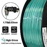 ENOMAKER 3D Printer Silk PLA Green 1.75MM