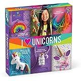 Craft-tastic – I Love Unicorns Kit – Craft Kit Includes 6 Unicorn-Themed Projects