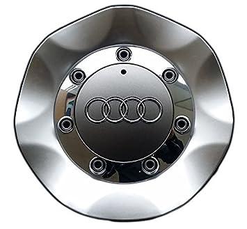 1x Original Audi-Tapacubos Llanta Tapa Buje Tapa 4F0071214: Amazon.es: Coche y moto