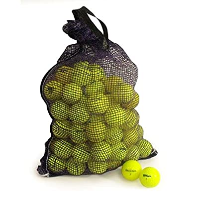 Nitro Yellow Assorted B Grade Condition Recycled Golf Ball (72 Pack)