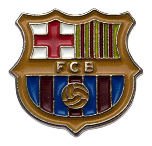 Crest Pin Badge - Barcelona Crest Pin Badge