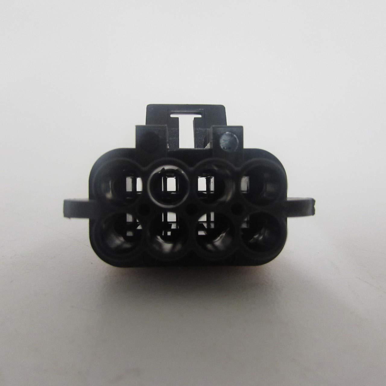 Automotive Connectors 8P FM BLK CON ASSY 150 SERIES 14 AMPS 1 piece