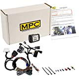 MPC Complete Plug & Play Add-on Remote Start Kit 2011-2014 Ford Edge - Uses Factory Remotes - Firmware Preloaded