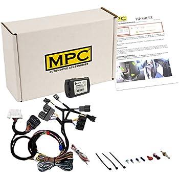 amazon com mpc complete plug play add on remote start kit 2007 rh amazon com Dei Remote Start Wiring Diagrams Dei Remote Start Wiring Diagrams