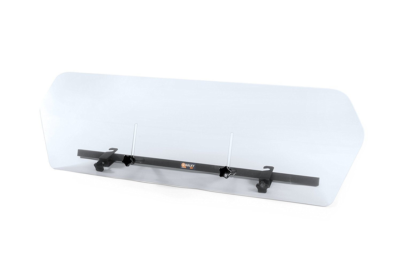 Divisorio Separatore Universale Baule Trasparente Barriera Auto Bagagliaio per Animali Cane Camon Walky Air