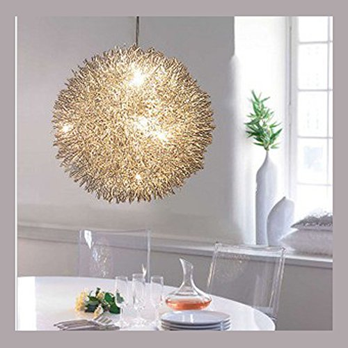 6 Light Wire Ball Pendant in Florida - 9