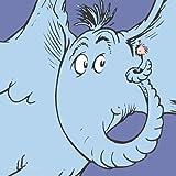 Horton Closeup, Poster Print , 12 x 12