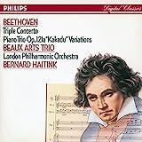 Beethoven: Triple Concerto / Kakadu Variations