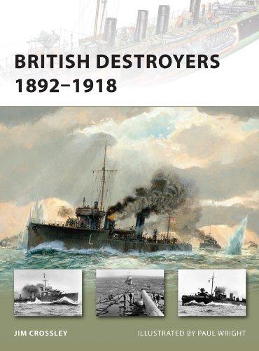 British Destroyers 1892-1918 (New Vanguard Book -