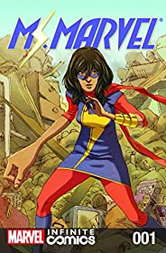 Ms. Marvel Infinite #1 (Ms. Marvel Infinite Comics) (English Edition)