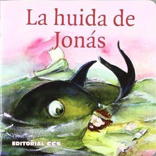 La huida de Jonás: Historias del Antiguo Testamento: 5 por Susanne Brandt,Klaus-Uwe Nommensen,Petra Lefin,Jiménez Rodrigo, Fausto