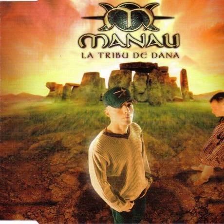 Manau - Manau - La Tribu De Dana - Mercury - 562 461-2 - Zortam Music