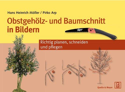 Obstgehölz- und Baumschnitt in Bildern: Richtig schneiden, erziehen und pflegen