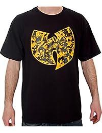 Wu-Wear Faces Tee T Shirt T-Shirt M-3XL Wu-Tang Clan