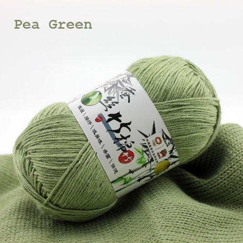 STORE-HOMER - Wholesale Popular Colors Super Soft Natural Smooth Bamboo Cotton Knitting Yarns