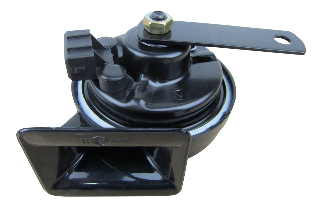 191951221 OE-Referenz Nr. Hupe Horn Fanfare Signalhorn 12 V TIEFTON Stecker ECKIG 2P