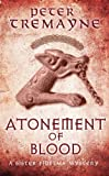 Front cover for the book Atonement of Blood by Peter Tremayne