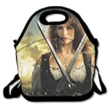 Pirates Of The Caribbean On Stranger Tides Travel Tote Lunch Bag