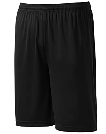 f2b194ade519b0 Amazon.com  Joe s USA Mens or Youth Basketball Shorts - Moisture ...