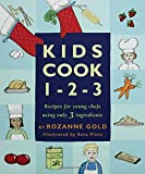 Kids Cook 1-2-3, Rozanne Gold, 1582347352