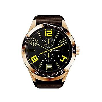 Bluetooth Móviles Reloj Extensión Smartwatches Relojes Deportivo, Monitor de Dormir,Monitor de Calorías,Podómetro,Monitor Cardio reloj Intelligent para ...