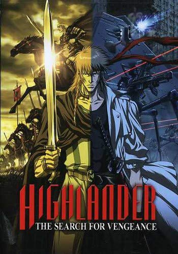(Highlander - The Search for Vengeance (Animated))