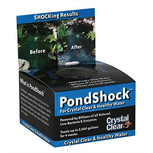 Crystal Pond - CrystalClear PondShock