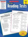 img - for Reading Tests Grade 3[SCHOLASTIC SUCCESS W/REA-GRD 3][Paperback] book / textbook / text book