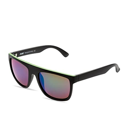 HZ Even-Up 600201 gafas deportivas con lentes de color verde espejado