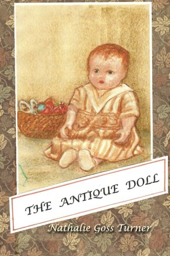 The Antique Doll: I am a compo doll and my story starts long ago,,,