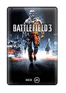 Premium Tpu Battlefield 3 Game 2011 Cover Skin For Ipad Mini/mini 2