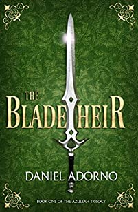 The Blade Heir by Daniel Adorno ebook deal