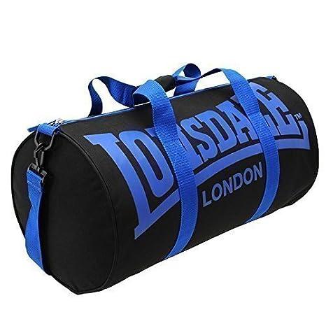 Lonsdale - Bolsa de deporte Lila/Grau