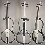 Yamaha SVC-110 Silent Cello, Pearl White