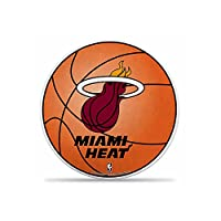 NBA Heat Die Cut Pennant with Header Card