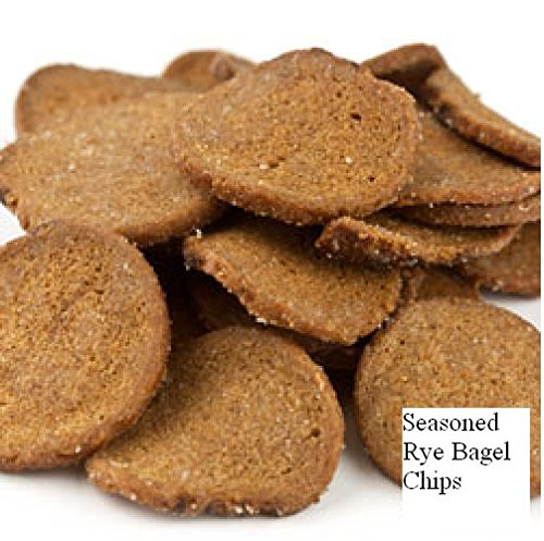 Snacks (Seasoned Rye Bagel Chips, 1 LB)