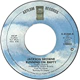 running on empty / nothing but time 45 rpm single