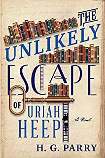 Book Cover: The Unlikely Escape of Uriah Heep