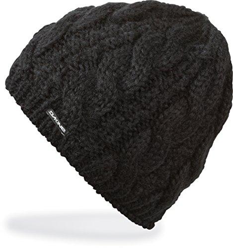 Womens Dakine Hat - Dakine Women's Vine Beanie, Black, One Size