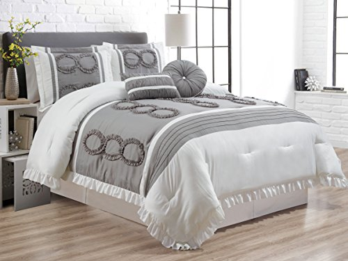 RT Designers assortment Renesse 5 Piece Comforter Set, Queen Black Friday & Cyber Monday 2018