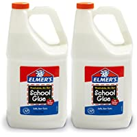Elmer's Liquid School Glue, Great For Making Slime,...