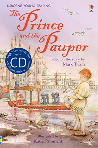 The Prince and the Pauper: Usborne English (Usborne English Learners'  Editions) (Young Reading Series 2): Amazon.co.uk: Susanna Davidson, Katie  Pamment: 9781409545682: Books