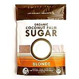 Sweet Tree Organic Coconut Palm Sugar 16 oz each (5 Items Per Order)