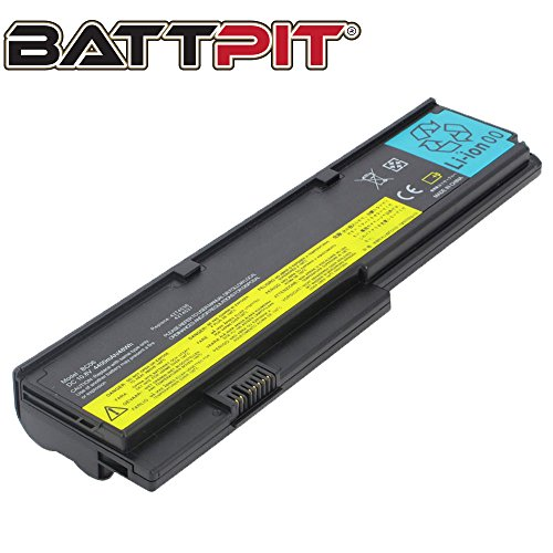 Battpit™ Laptop/Notebook Battery for IBM Thinkpad X200s Series ThinkPad X200s 7470 ThinkPad X201 (4400 mAh / 48Wh)