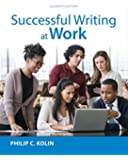 Successful Writing at Work (with 2016 MLA Update Card) (MindTap Course List)