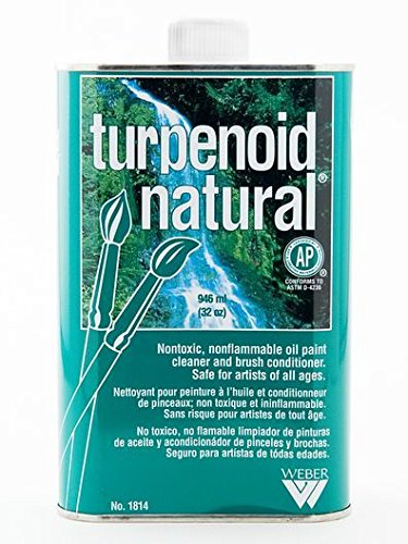 (Martin/F. Weber Turpenoid Natural (32 oz. Can) 1 pcs sku# 1836200MA)